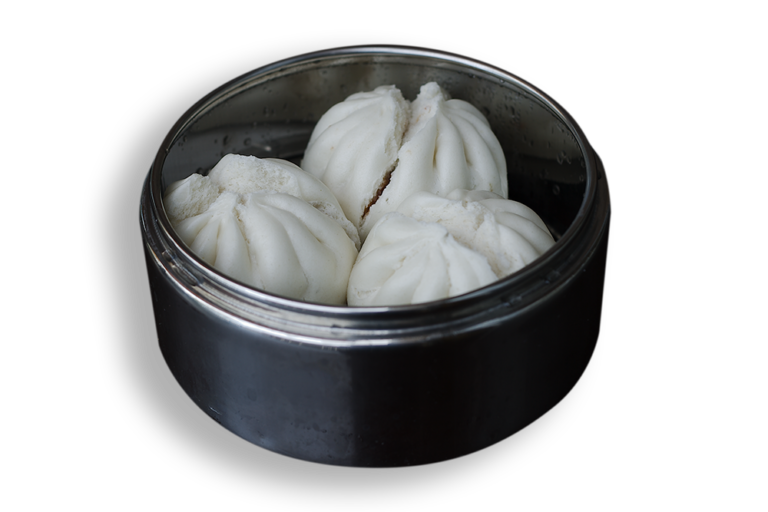 Charsiu Pork Steamed Bun